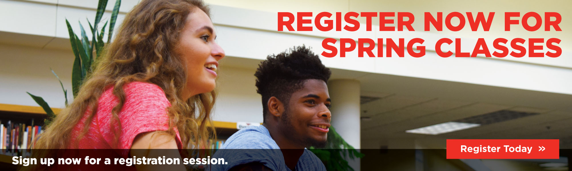 Spring Registration 19