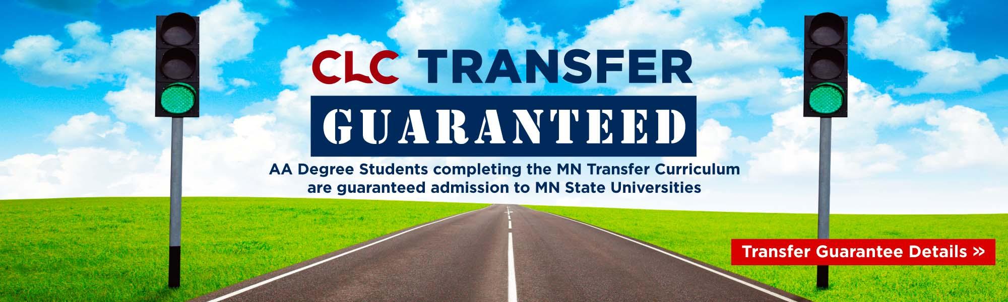transfer guaranteed