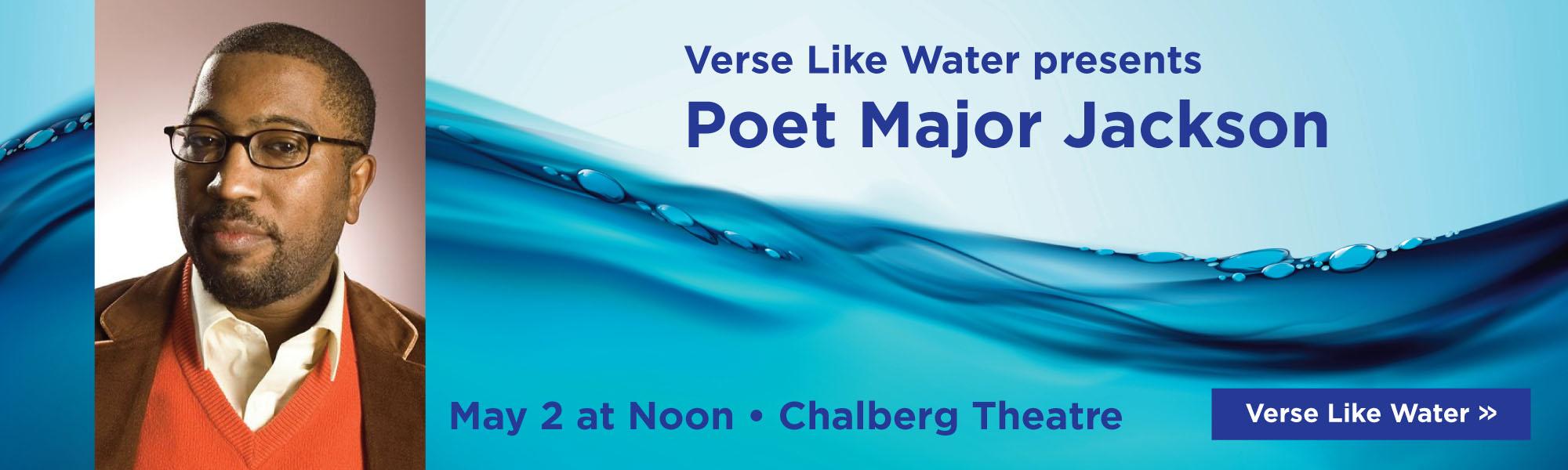 verse like water