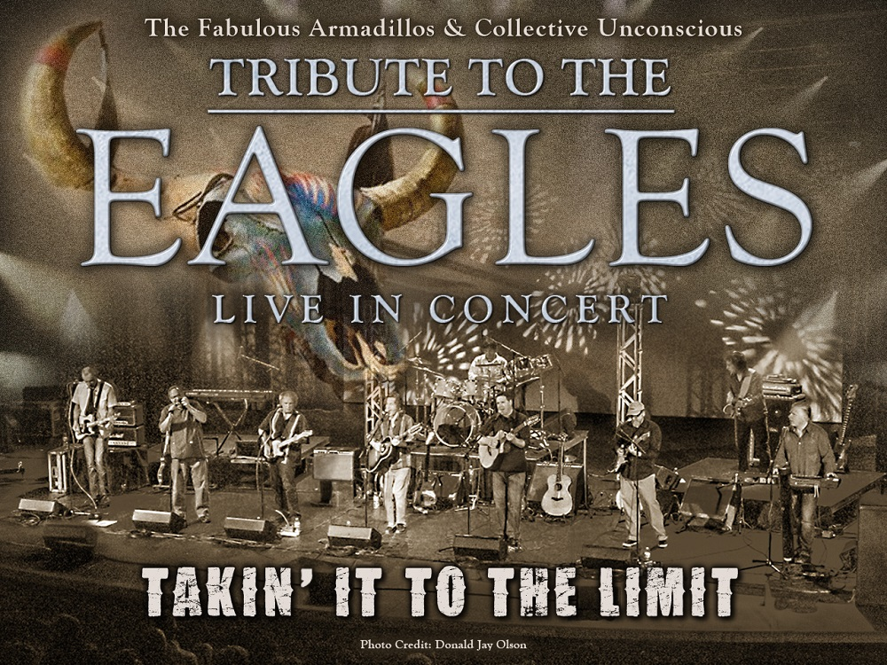 tribute to the eagles poster
