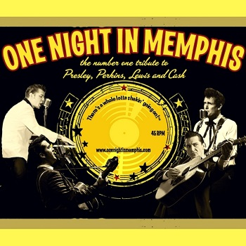 one night in memphis band