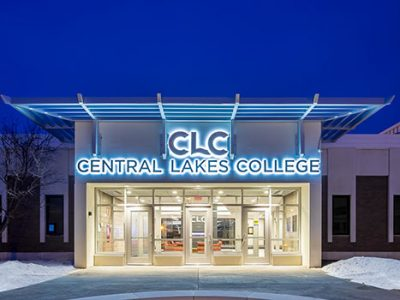 clc campus entrance