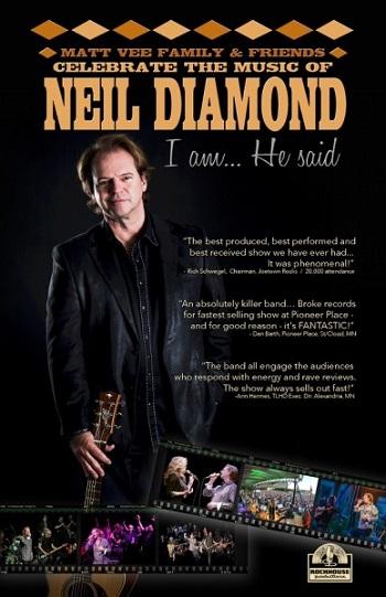 celebrate the music of neil diamond