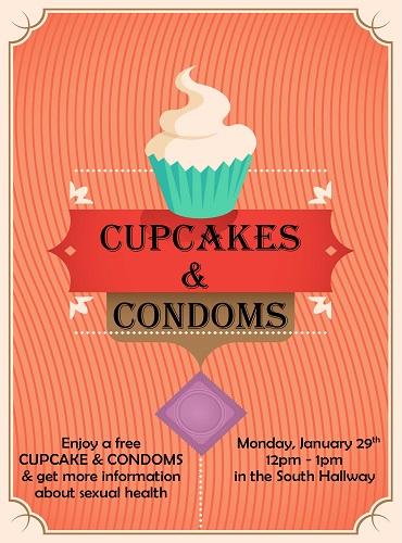 Cupcakes-Condoms