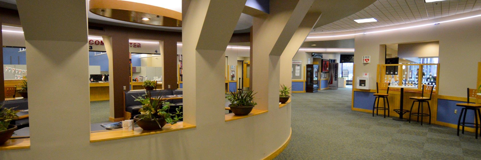 clc campus interior