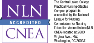 CNEA accredited logo