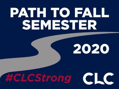 path to fall semester
