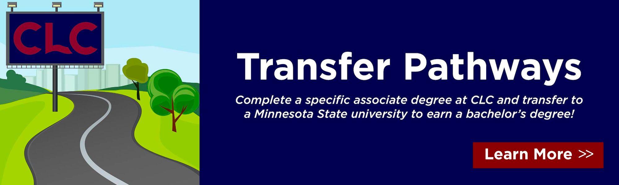 transfer pathways