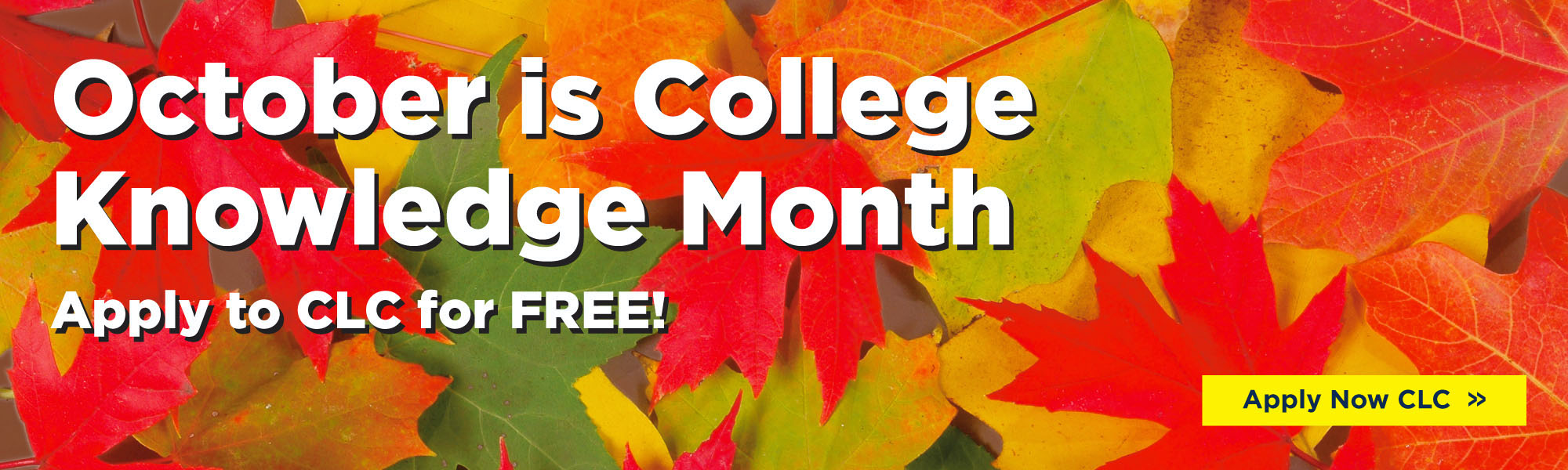 October college knowledge month